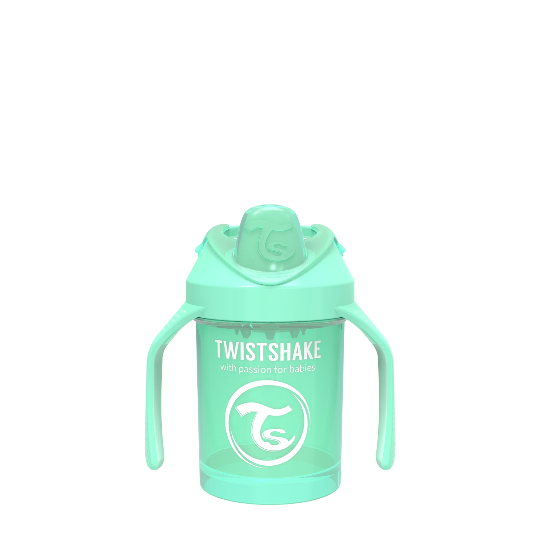 Vasos Twistshake Mini Cup 230ml 4 m Verde