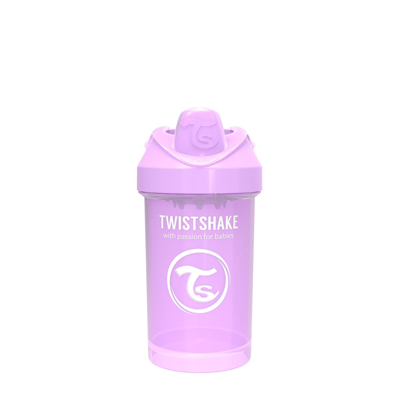 Vasos Twistshake Crawler Cup 300ml 8 m Violeta