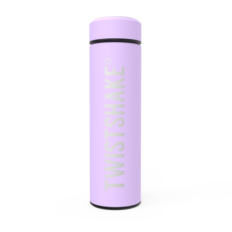 Termo Twistshake Hot or Cold Bottle 420ml Violeta