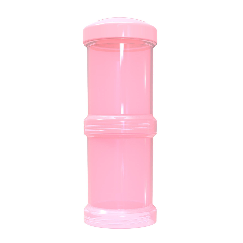 Contenedor de alimentos Twistshake Container 2x 100ml Rosa