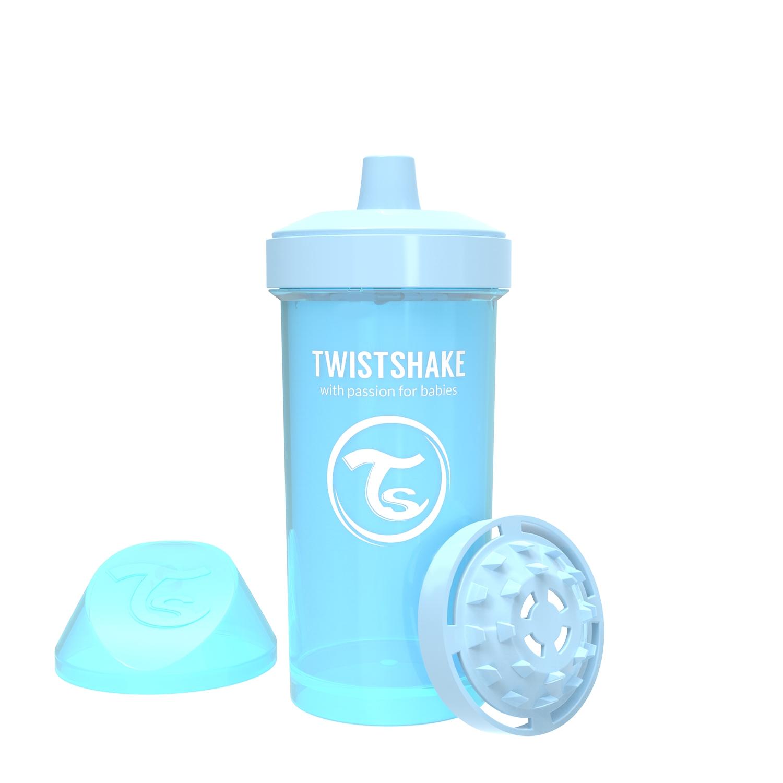 Vasos Twistshake Kid Cup 360ml 12 m Celeste