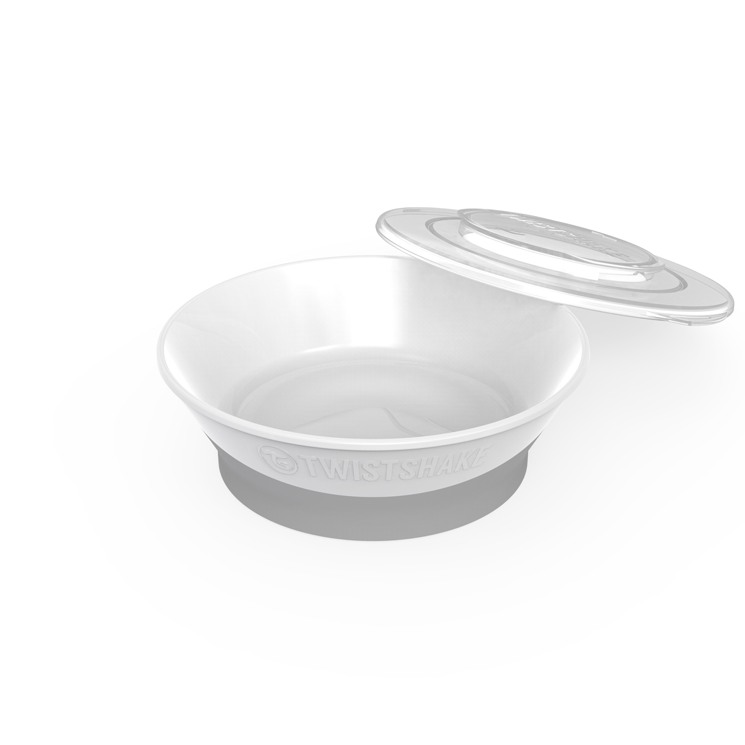 Plato Twistshake Bowl 6 m Blanco